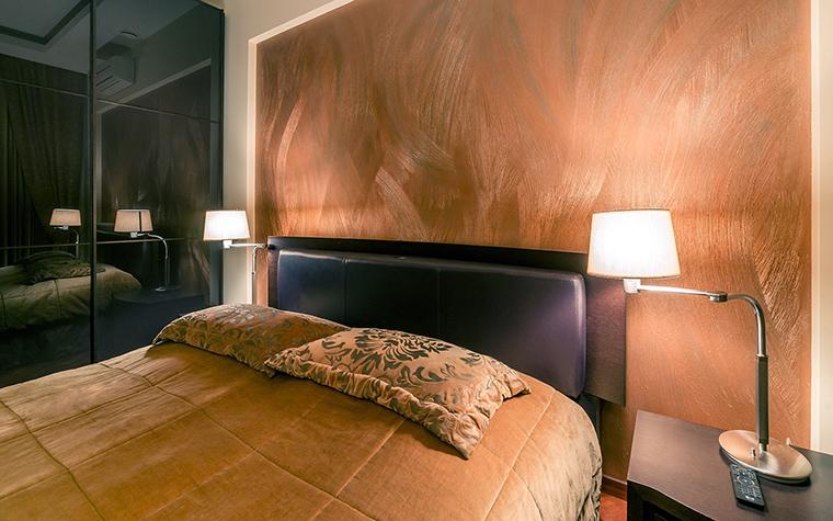Фото № 52689 спальня  Квартира