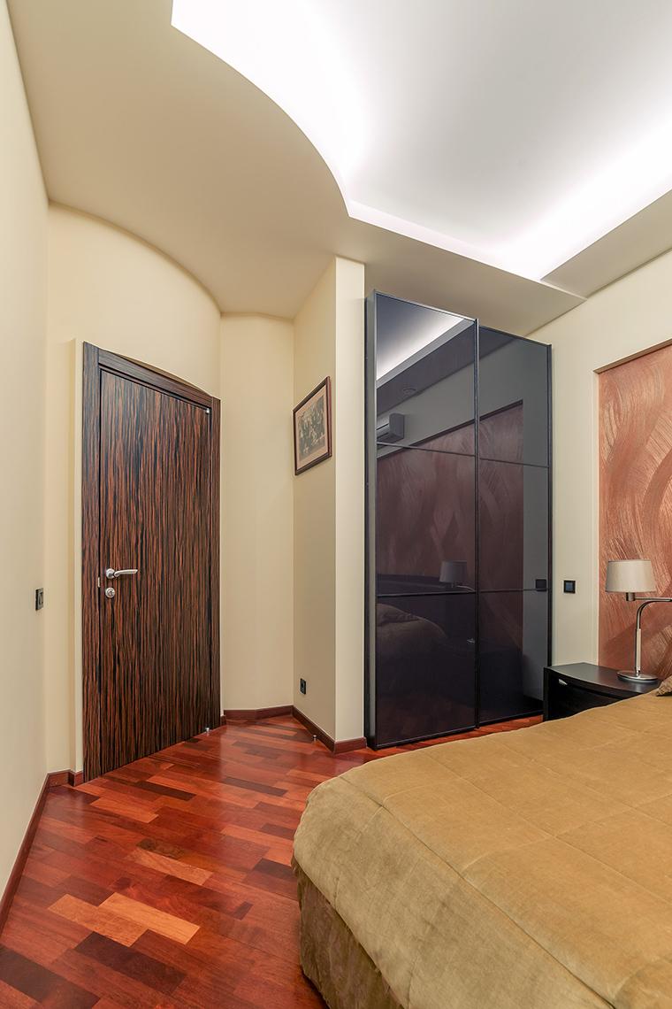 Фото № 52690 спальня  Квартира