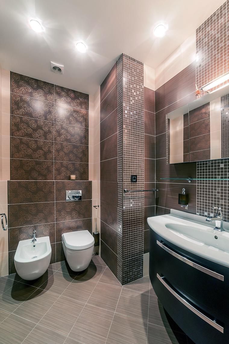 Квартира. ванная из проекта , фото №52691