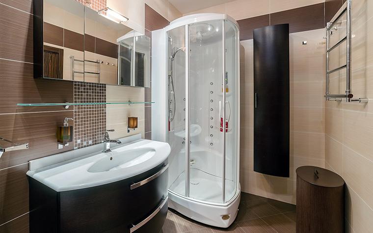 Квартира. ванная из проекта , фото №52692