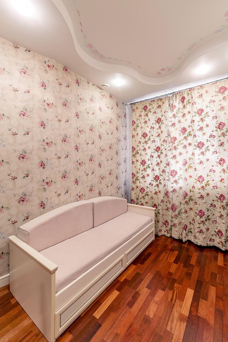 Квартира. гостевая из проекта , фото №52697