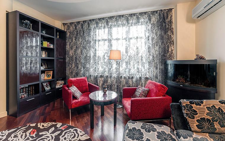 Фото № 52680 гостиная  Квартира