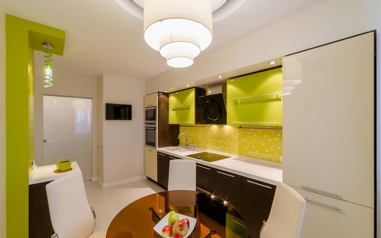 интерьер кухни - фото № 52707
