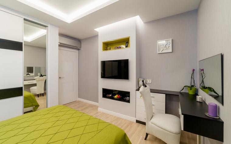 Фото № 52716 спальня  Квартира