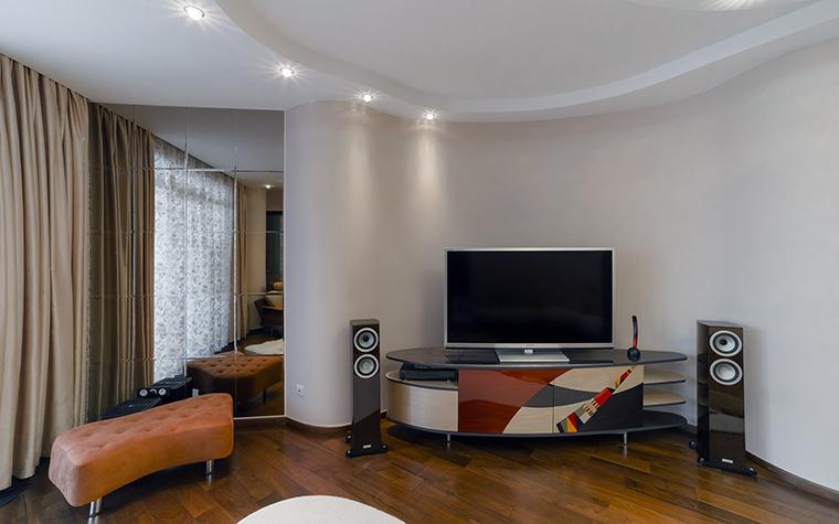 интерьер гостиной - фото № 52736