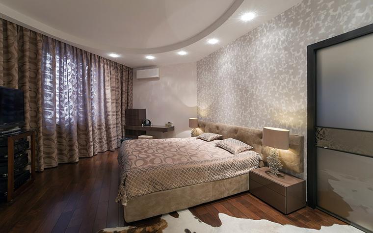 интерьер спальни - фото № 52742