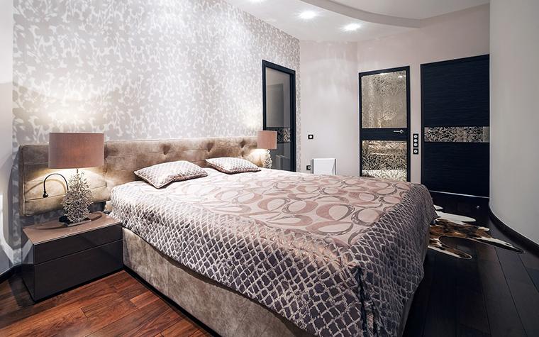 интерьер спальни - фото № 52743
