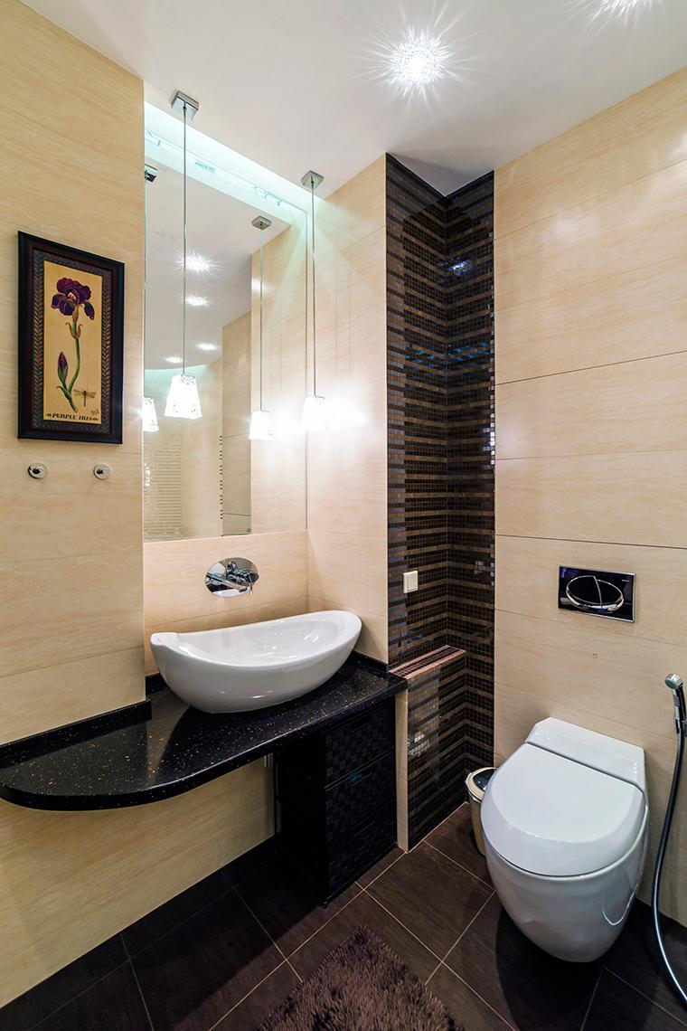 Фото № 52739 ванная  Квартира