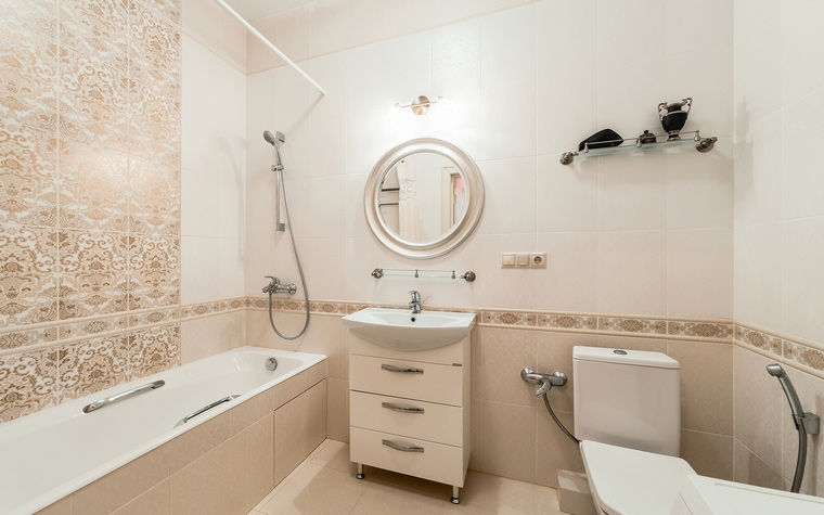 Фото № 52761 ванная  Квартира