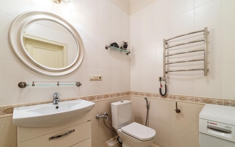 Фото № 52760 ванная  Квартира