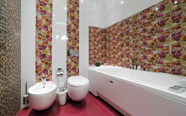 Фото № 52778 ванная  Квартира