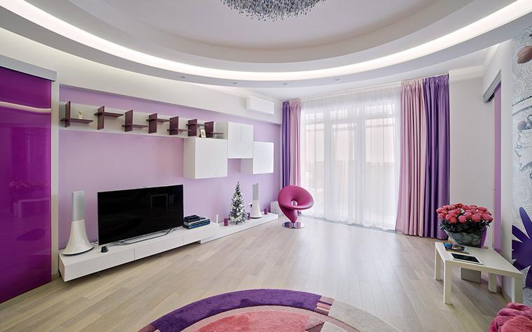 интерьер гостиной - фото № 52771