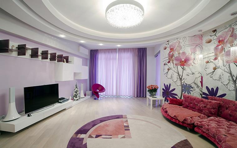 интерьер гостиной - фото № 52772