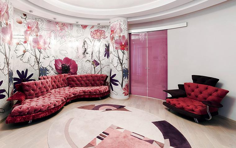 интерьер гостиной - фото № 52773