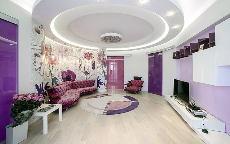 интерьер гостиной - фото № 52774