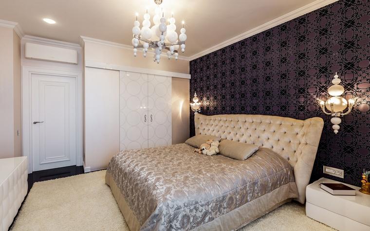 интерьер спальни - фото № 52796