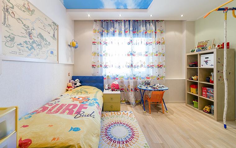 Фото № 52831 детская  Квартира
