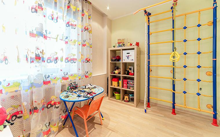 Фото № 52832 детская  Квартира