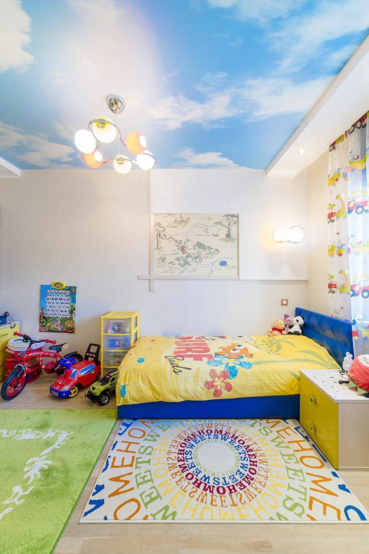 Фото № 52833 детская  Квартира