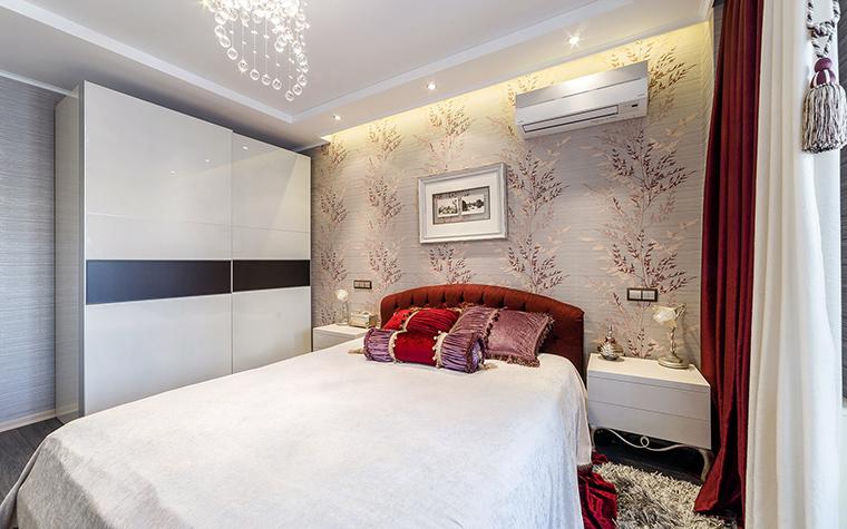 Фото № 52834 спальня  Квартира