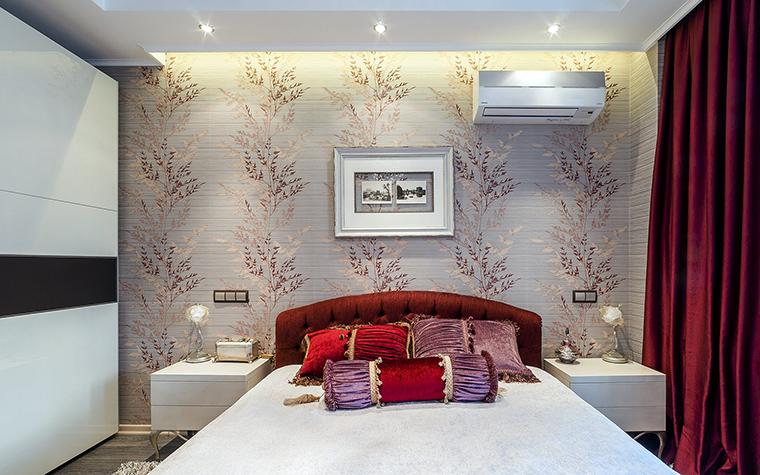Фото № 52835 спальня  Квартира