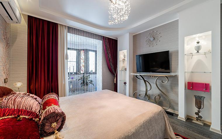 Фото № 52836 спальня  Квартира