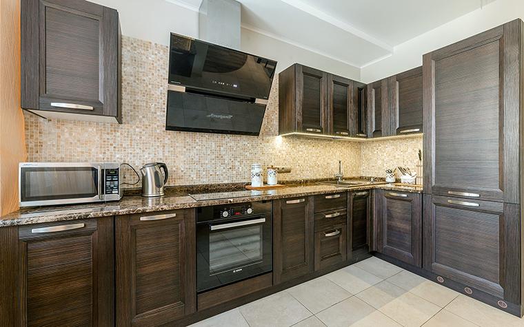 Фото № 52842 кухня  Квартира