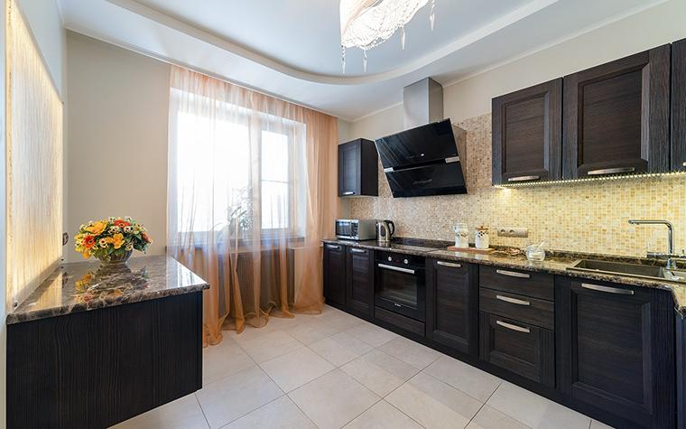 Фото № 52843 кухня  Квартира