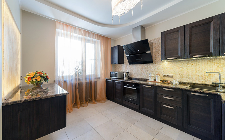 интерьер кухни - фото № 52843