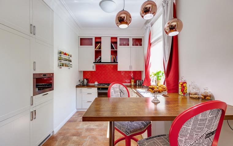 Квартира. кухня из проекта , фото №52804