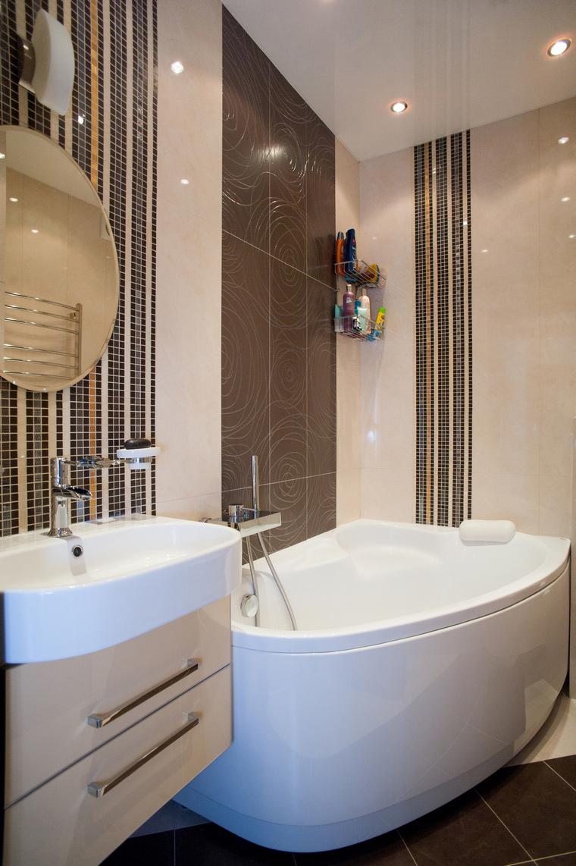 Фото № 52910 ванная  Квартира