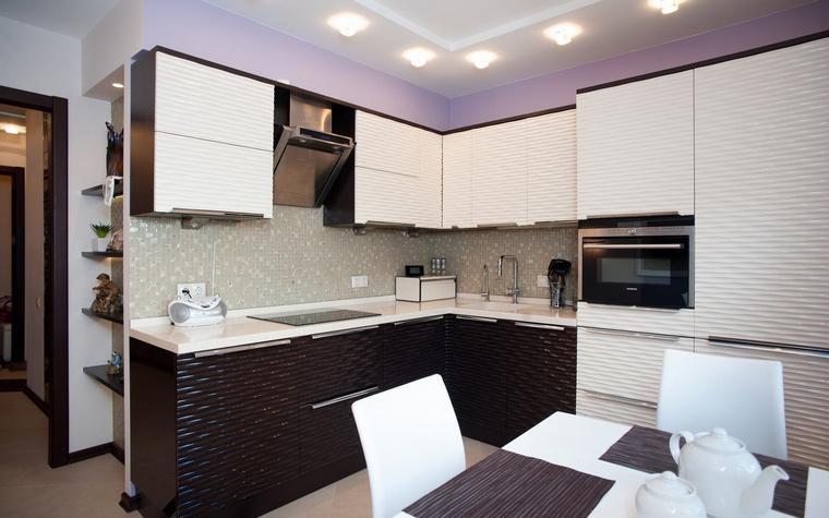 Фото № 52900 кухня  Квартира