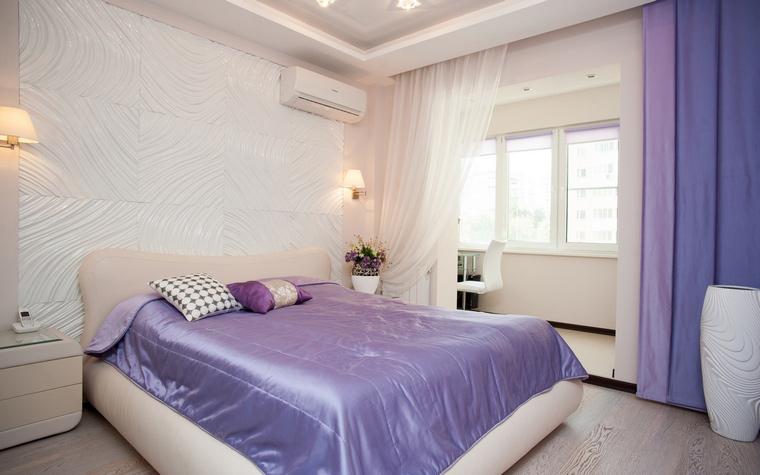 Фото № 52901 спальня  Квартира