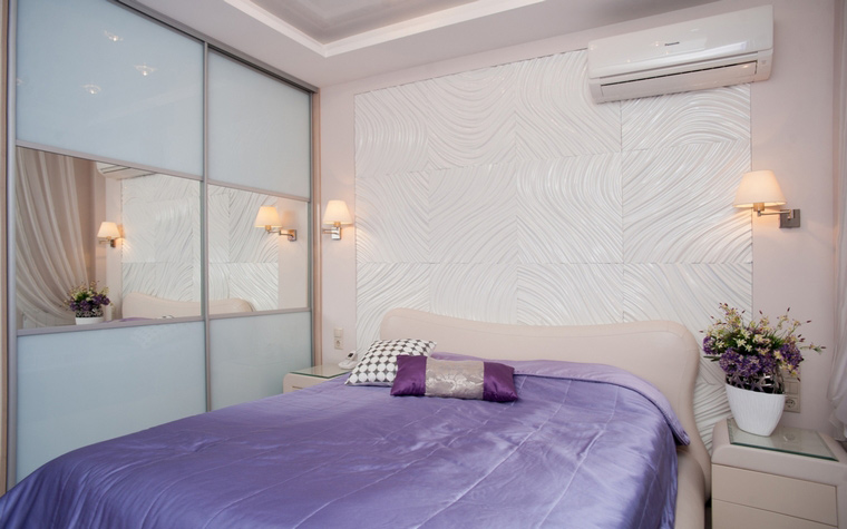 Фото № 52902 спальня  Квартира