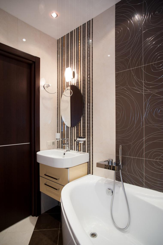 Фото № 52909 ванная  Квартира