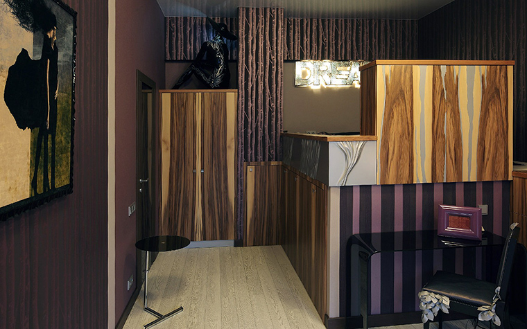 Фото № 52938 спальня  Квартира