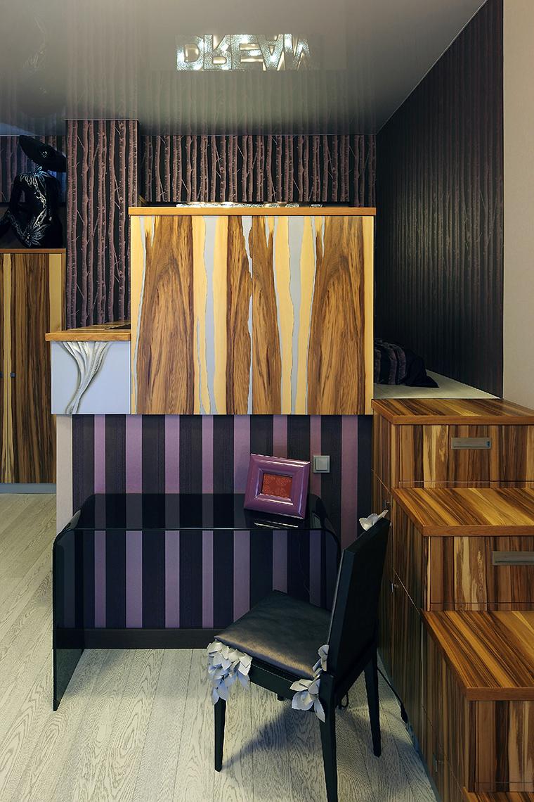 Фото № 52939 спальня  Квартира