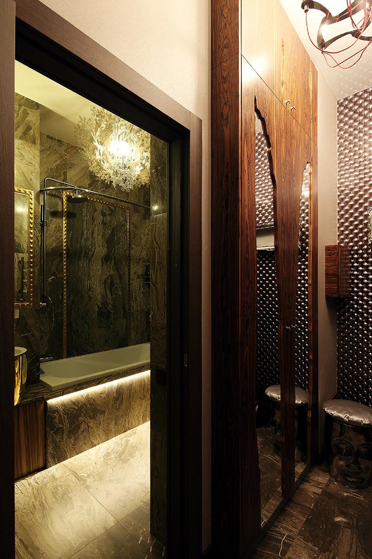Фото № 52943 ванная  Квартира