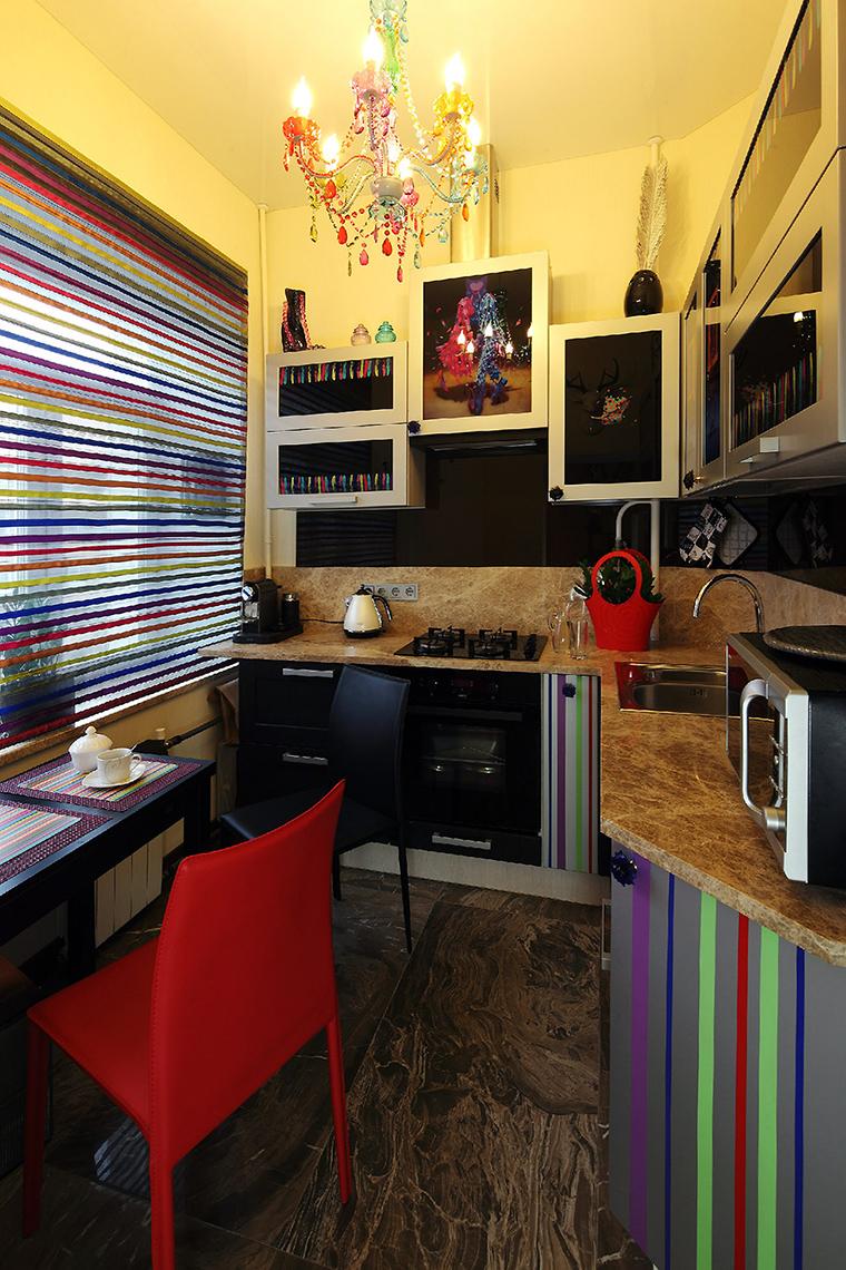 Фото № 52936 кухня  Квартира