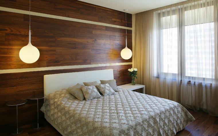 интерьер спальни - фото № 52952