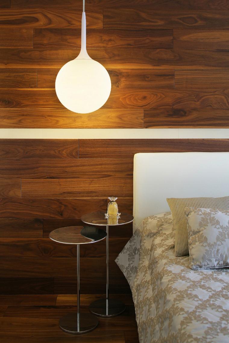 интерьер спальни - фото № 52953