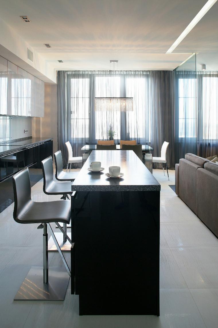 интерьер столовой - фото № 52947