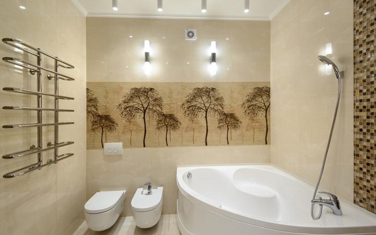 интерьер ванной - фото № 53018