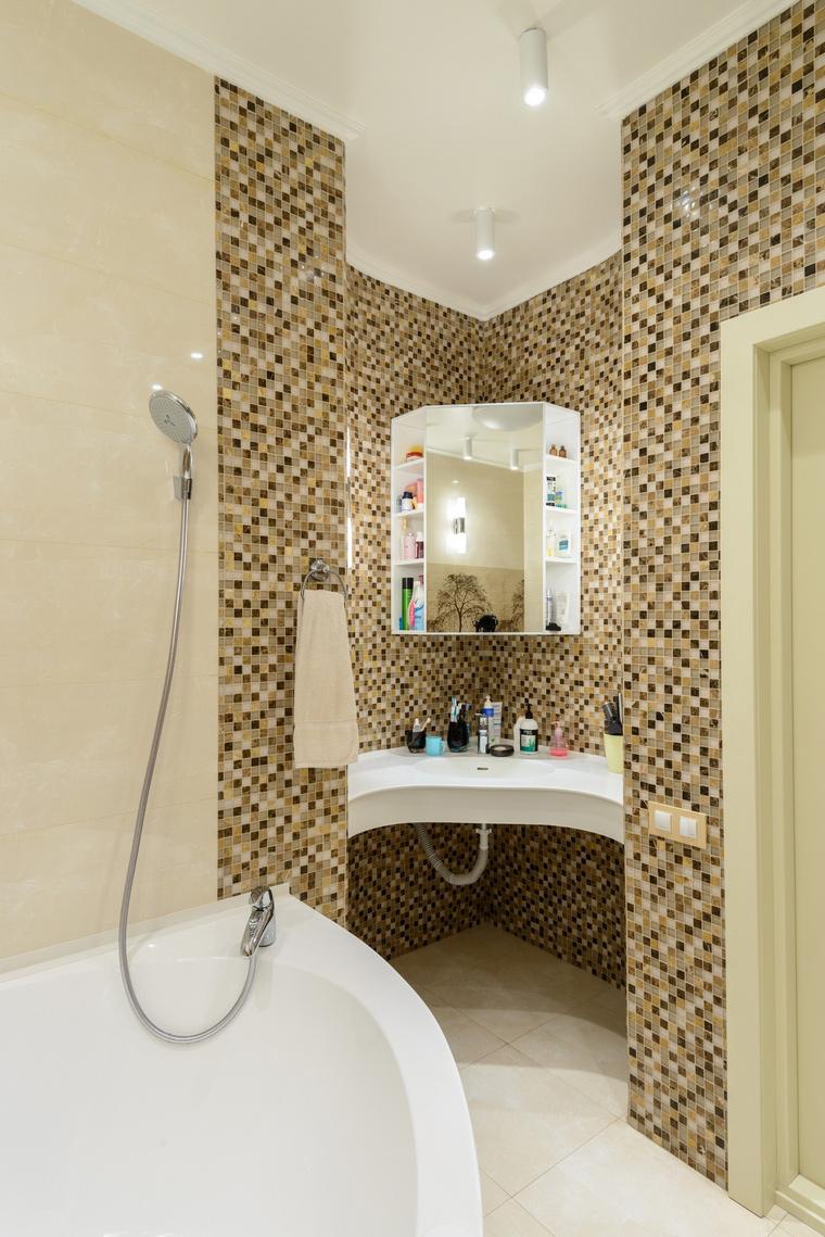 интерьер ванной - фото № 53016