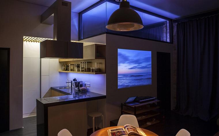 Фото № 53092 кухня  Квартира