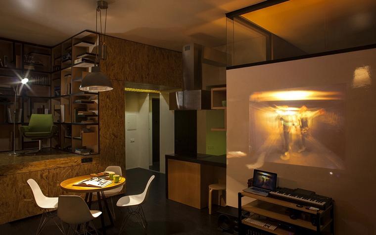 Фото № 53089 гостиная  Квартира