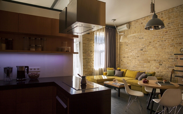 Фото № 53093 кухня  Квартира