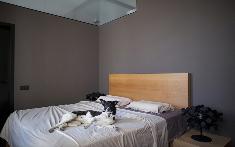 интерьер спальни - фото № 53094