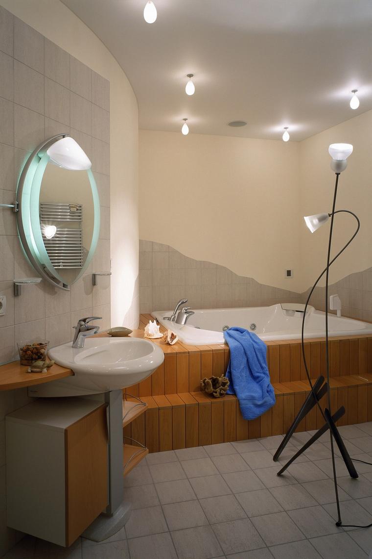 интерьер ванной - фото № 53116