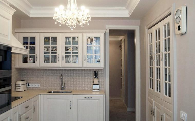 Фото № 53121 кухня  Квартира